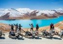 En route pour l'Everest à moto
