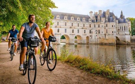 Balade à vélo entre Cher et Loire
