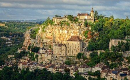 Tour en motocicleta en Périgord y Quercy