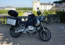 Loire Valley motorcycle ride