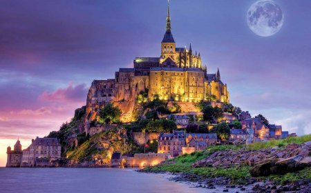 Normandy & Brittany motorcycle tour