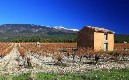 Provence para Riviera em motocicleta