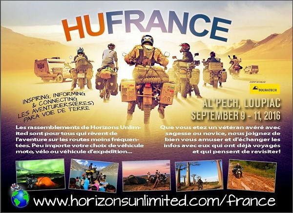 Meeting Horizons unlimited France