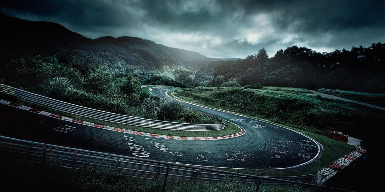 Ride the mythic Nürburgring in Germany !