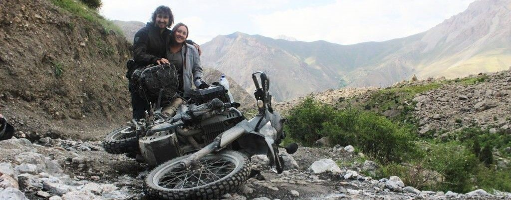 Mad Nomad motorcycle adventure RTW : The kindness of strangers