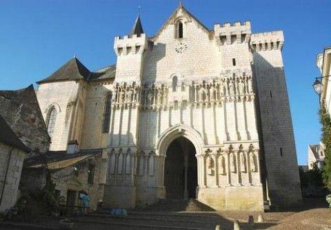 Collégiale de Candes-Saint-Martin