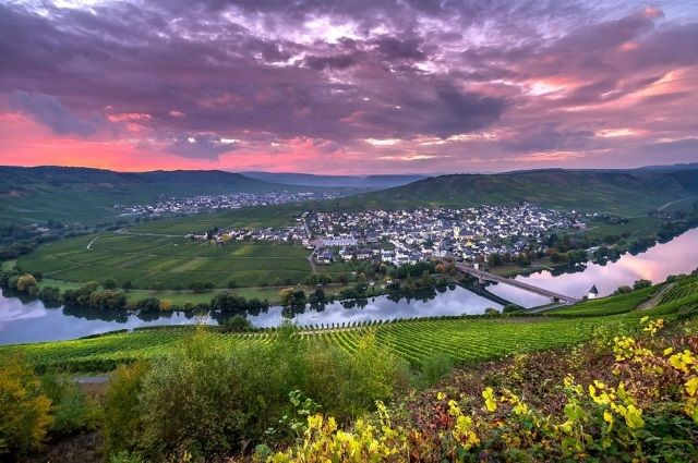 mosel valley motorcycle ride