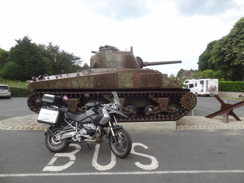 09 normandy d day motorcycle tour
