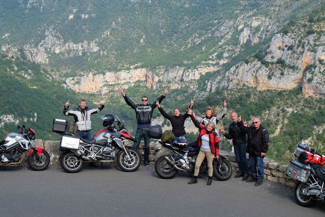 motorcycle tour south france