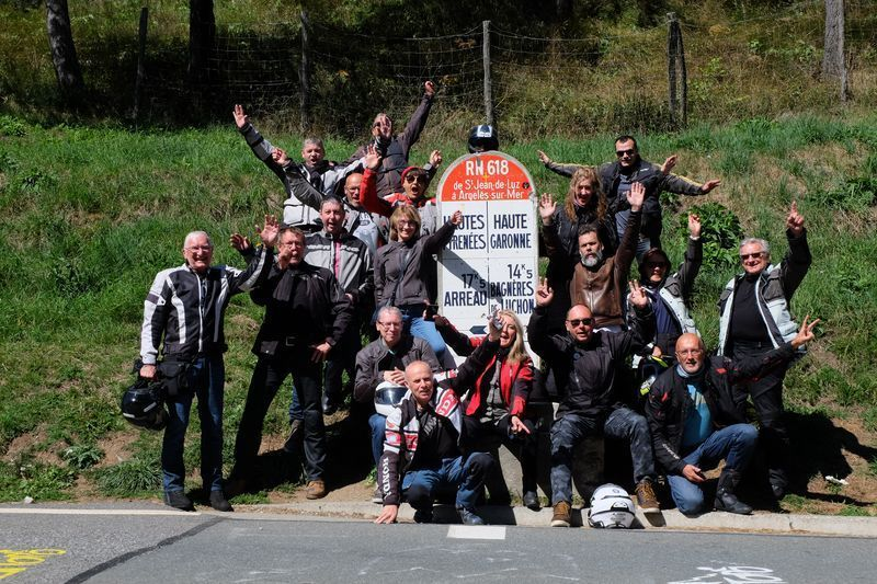 Pyrénées motorcycle guided tours