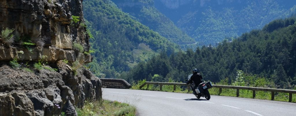 motorcycle tour France south west provence