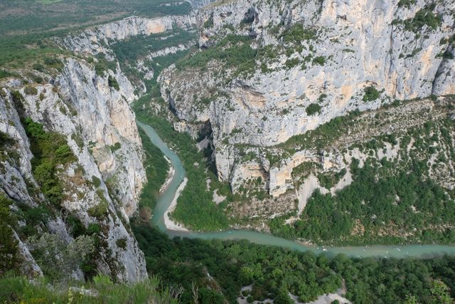 Day 4 - Moustiers - Verdon gorges