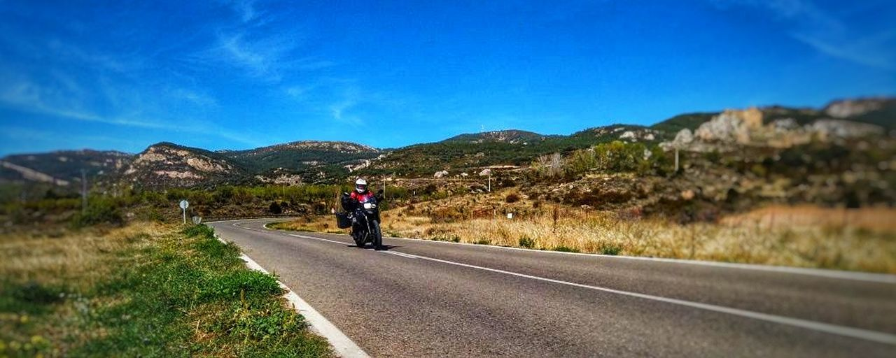 motorcycle tour in Asturias and Aragon