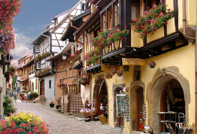 alsace motorbike tour rental france