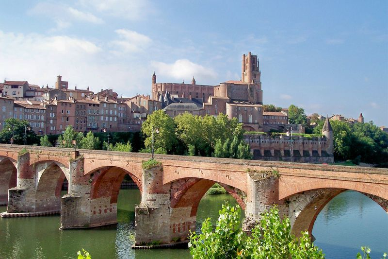Day 5 - Estaing - Albi