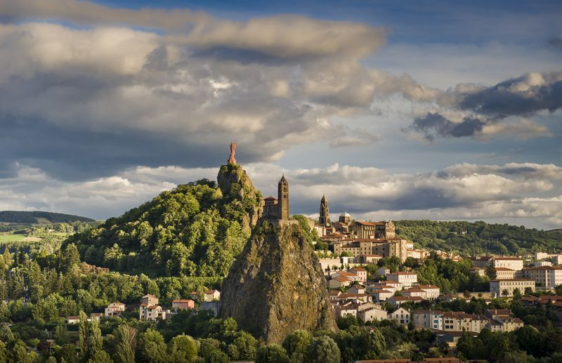 Day 9 - Les Vans - Le Puy en Velay