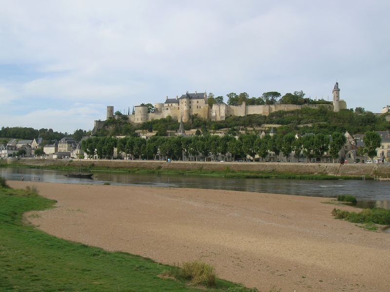 Day 6 - Chinon (rest day)
