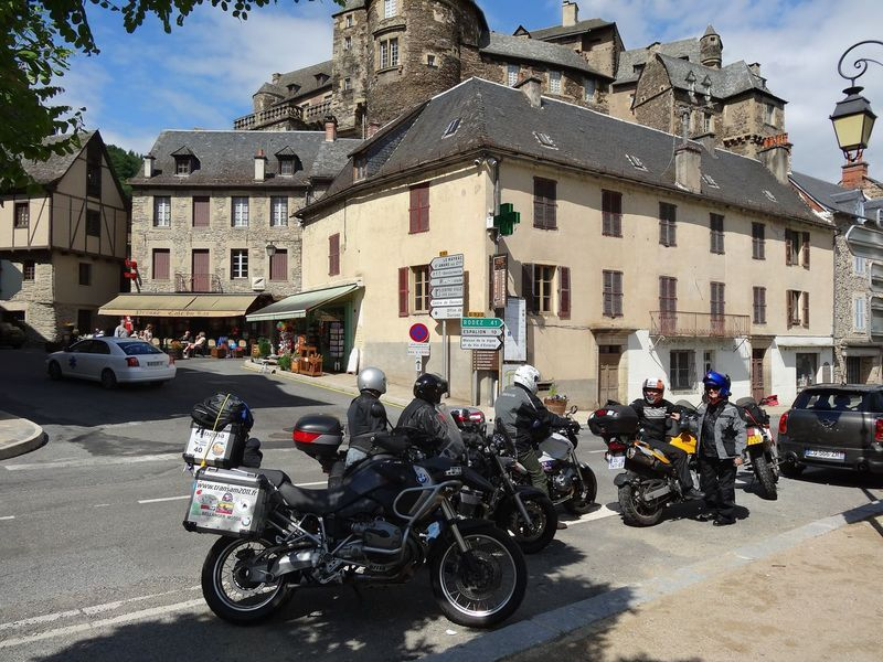 France Discovery motorcycle tour