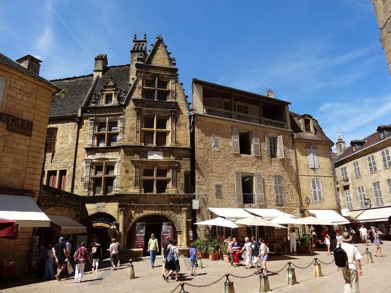 Day 9 - Sarlat (rest day)
