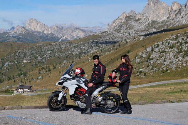 dolomites motorcycle roadtrip italy