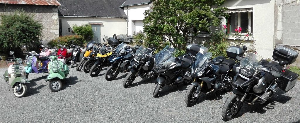 rental fleet ride in tours