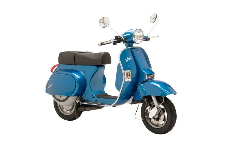 scooter LML 125cc location