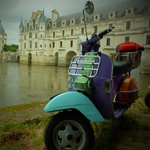 Touring the Loire valley