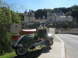 scooter rental loire valley