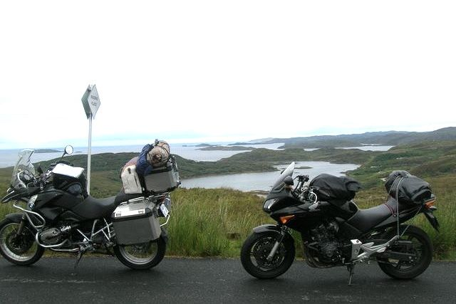 Day 6 - Ullapool - Kyle of Lochalsch