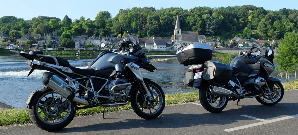 loire valley motorcycle tour