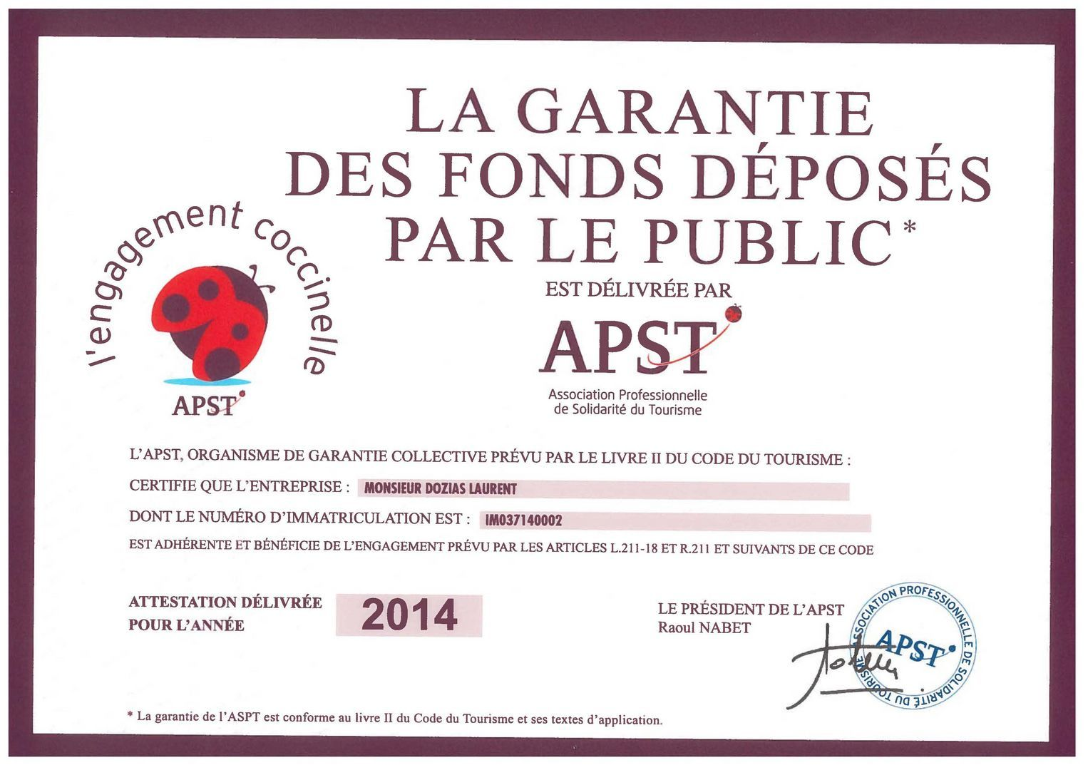 attestation-apst
