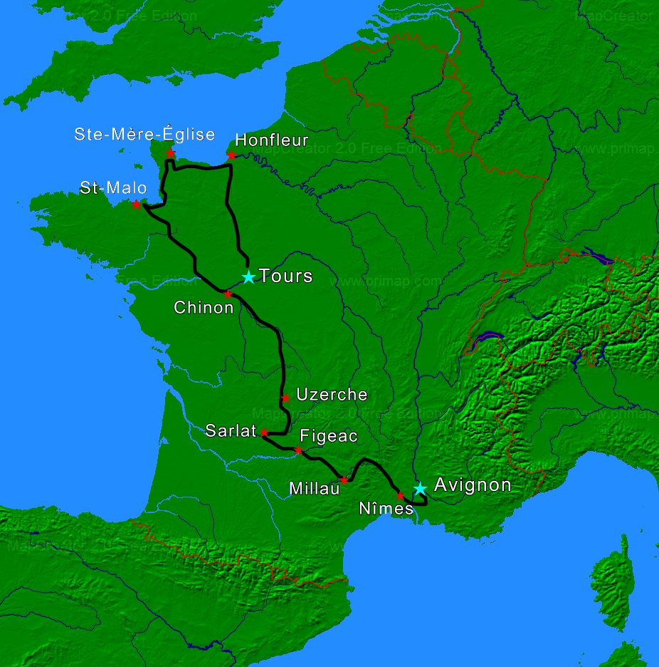 france-discovery-map-ride-in-tours