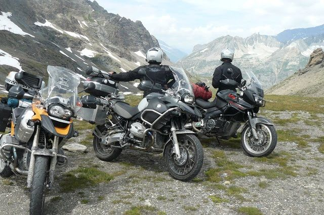 Motorcycle Accommodation France