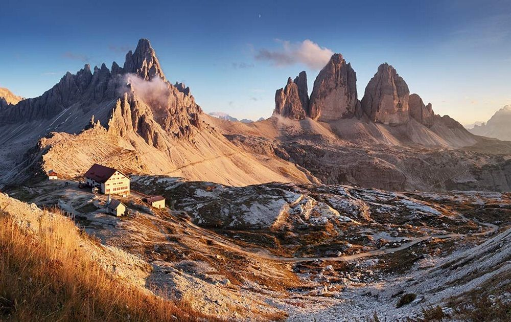 Motorcycle Tour Of The Italian Lakes And Dolomites Italy