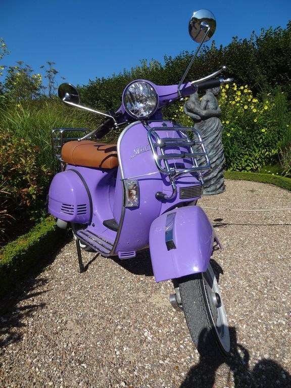 scooter tours and rental