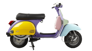 scooter rental in Tours France