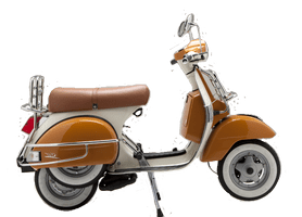 circuit scooter en Touraine