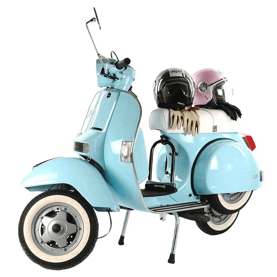 scooter vintage location touraine